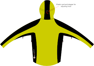 Gore Tex Jacket Design