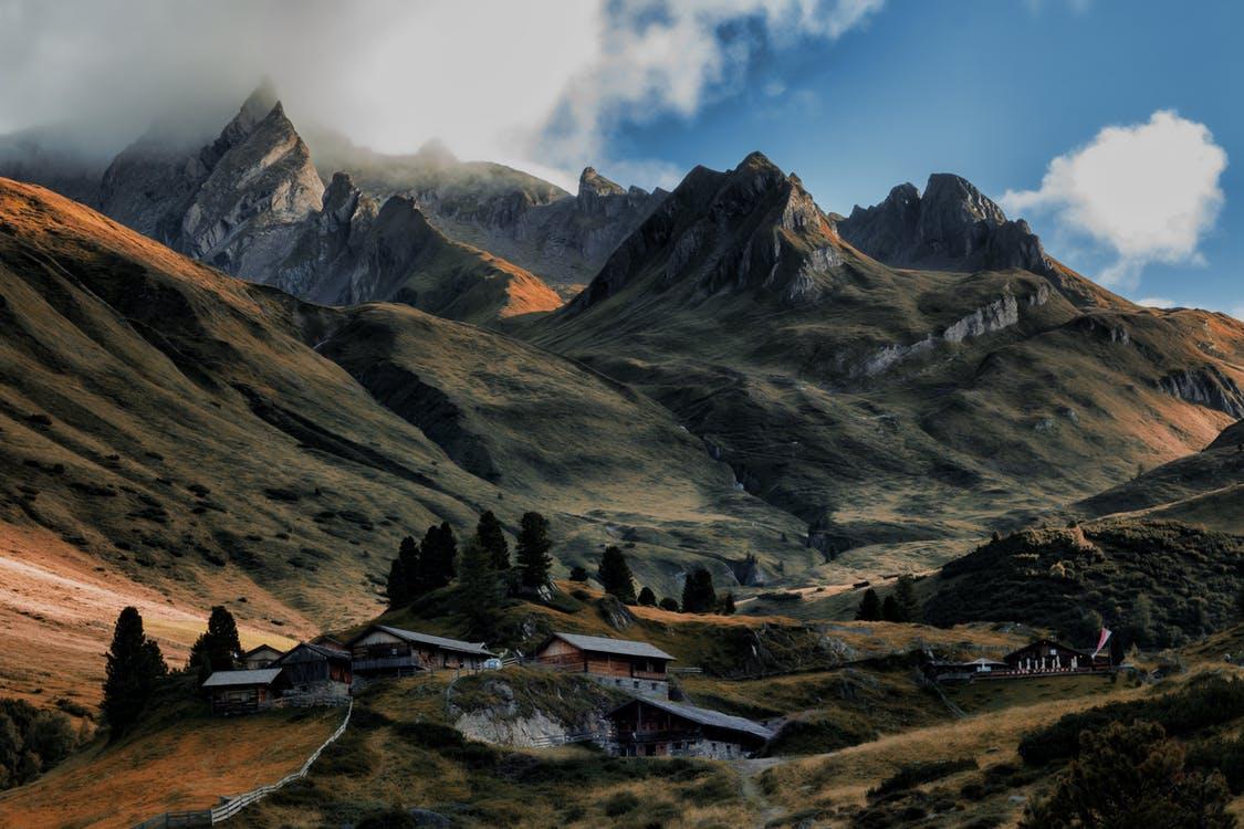 Montanhas ou Montes