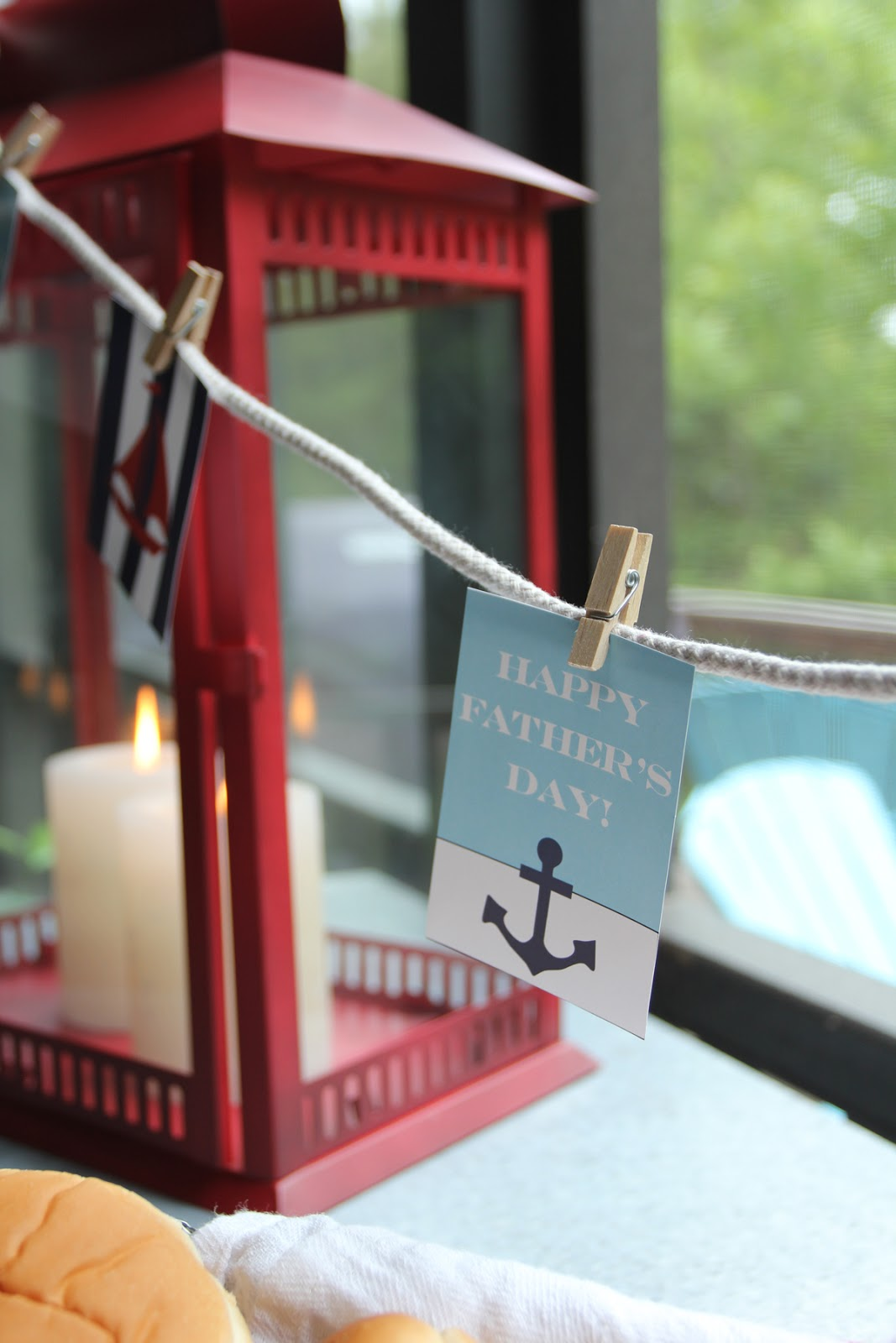 Free Nautical Theme Party Printables For Father S Day