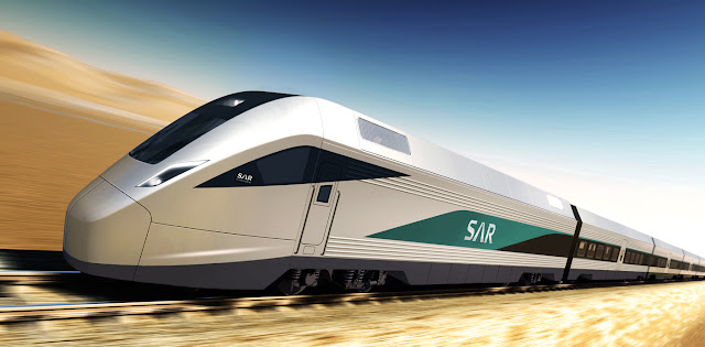 SAUDI LAUNCHED NEW TRAIN BETWEEN RIYADH AND QASSIM