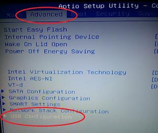 install windows  asus x455l
