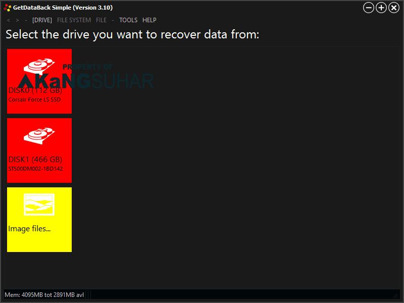 Download Runtime GetDataBack Simple 3.10 Full Version Terbaru