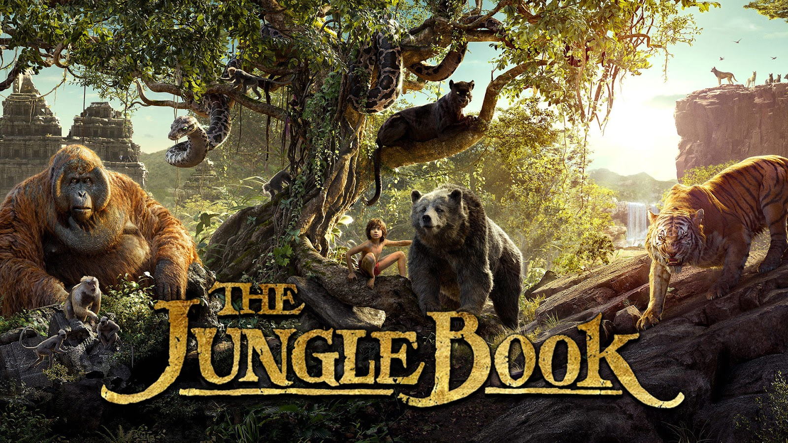 HD The Jungle Book photos screen shots poster