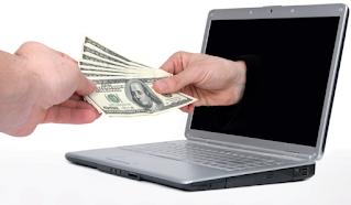 كسب المال من الانترنت