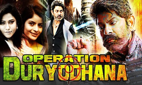 Operation Duryodhana 2017 HDRip 700Mb Hindi Dubbed 720p