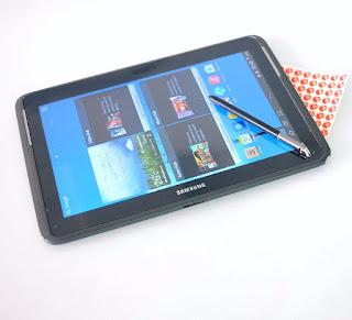 Jual tablet Samsung GT-N8000 Bekas
