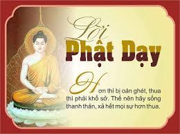 Những lời vàng của Đức Phật