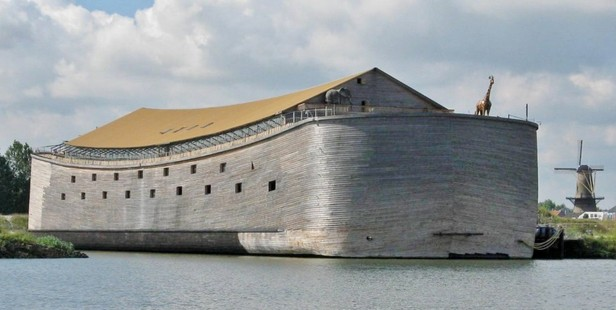 Noah's Ark needs biblical donation to sail to the Olympic Games in Brazil
