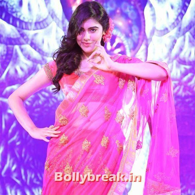 Adah Sharma, Shriya Saran, Sridevi, Tamanna at GR8 Women Awards 2014