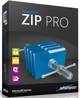 Ashampoo ZIP Pro 1.0.7 DC 17.10.2016 Multilingual Full Keygen