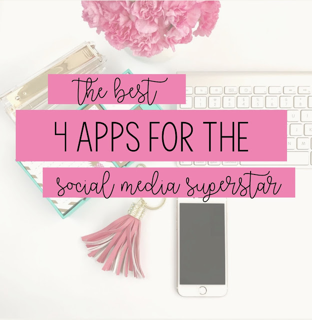 The Best Four Apps for Bloggers