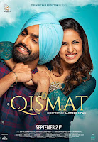 Qismat (2018) Full Movie [Punjabi-DD5.1] 720p HDRip ESubs Download