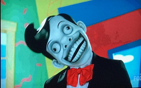 mr have a good laugh teeth