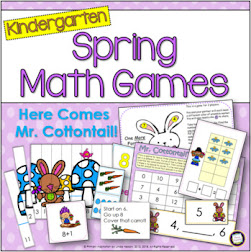 PreK & Kindergarten Math