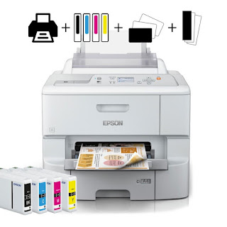 Epson WorkForce Pro WF-6090DW Printer Driver Download