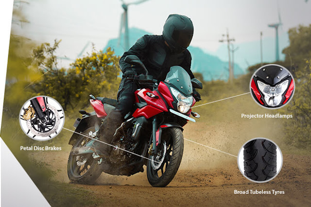PULSAR AS 200 Safety