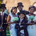 Pictures Of Funke Akindele-Bello And Her Husband JJC Skillz Released As They Celebrate 1 Year Anniversary