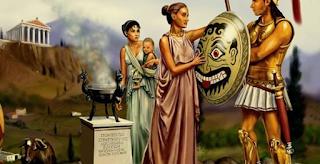 """Αρχαία Ελληνικά ονόματα γυναικών και η ετυμολογία που """"κρύβουν"""""""