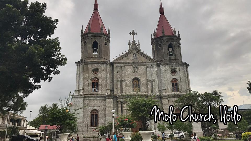 molo church iloilo tour