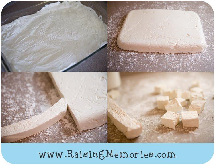 Recipe for Marshmallows