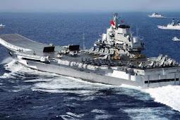 Pada Tahun 2050 Kekuatan Militer China Akan Menyamai AS