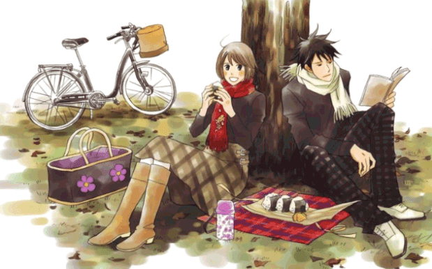 Nodame Cantabile - Anime Romance Happy Ending