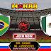 Prediksi Brasil Vs Meksiko 16 Besar Piala Dunia 2018, 02 Juli 2018 - HOK88BET