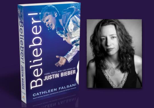 Libro sobre la fe, la fama y el corazón de Justin Bieber
