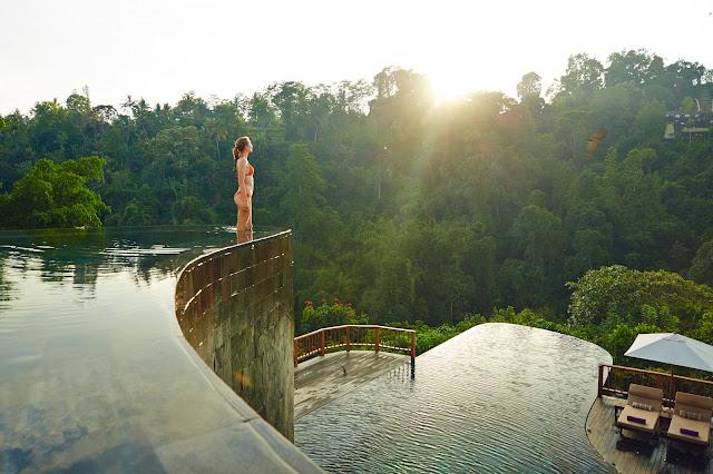 Hanging Gardens, Ubud, Bali