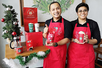 """The Blend is the Magic"" at Starbucks with New and Returning Holiday Favorites"