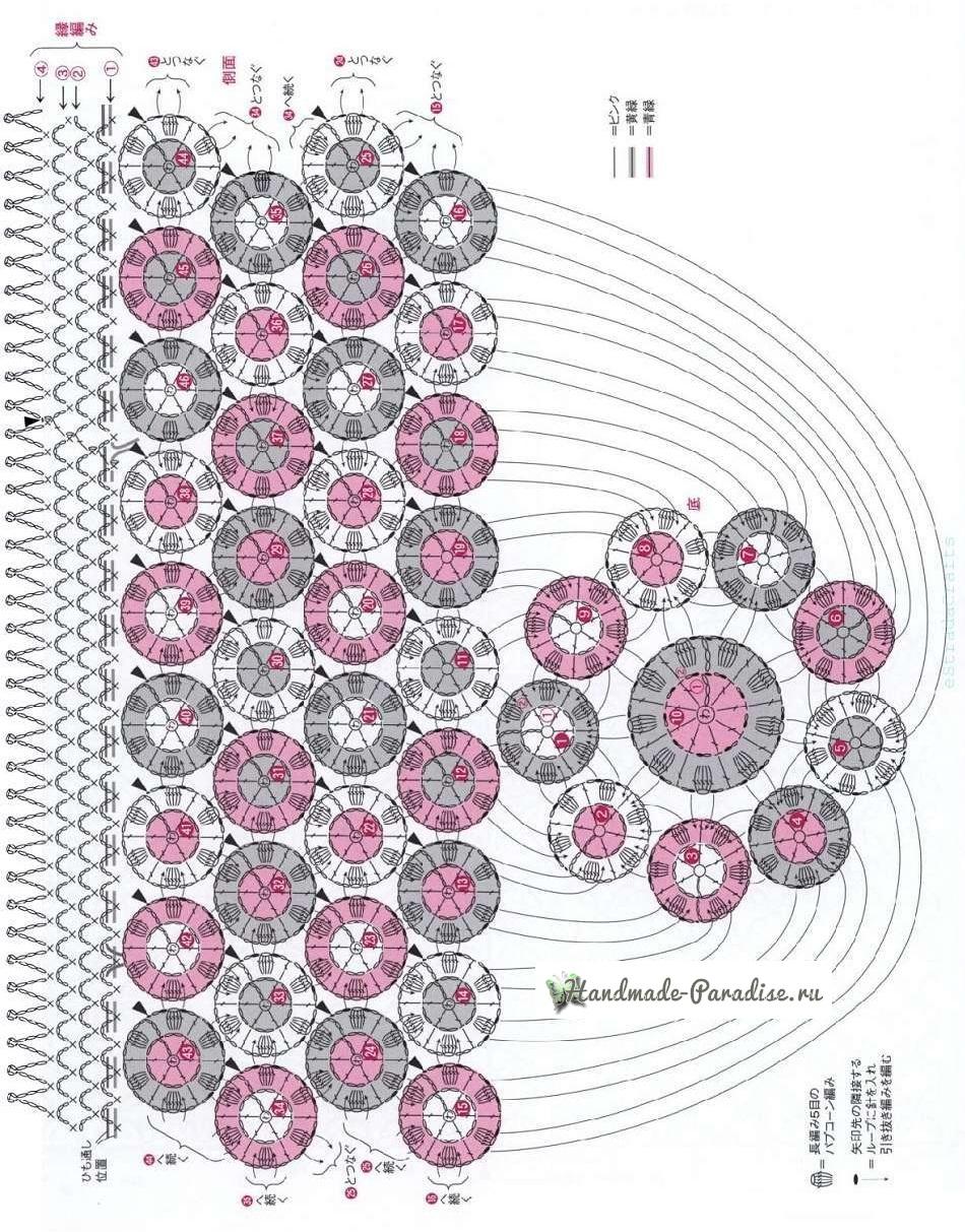 Цветочный вариант мешочка (2)