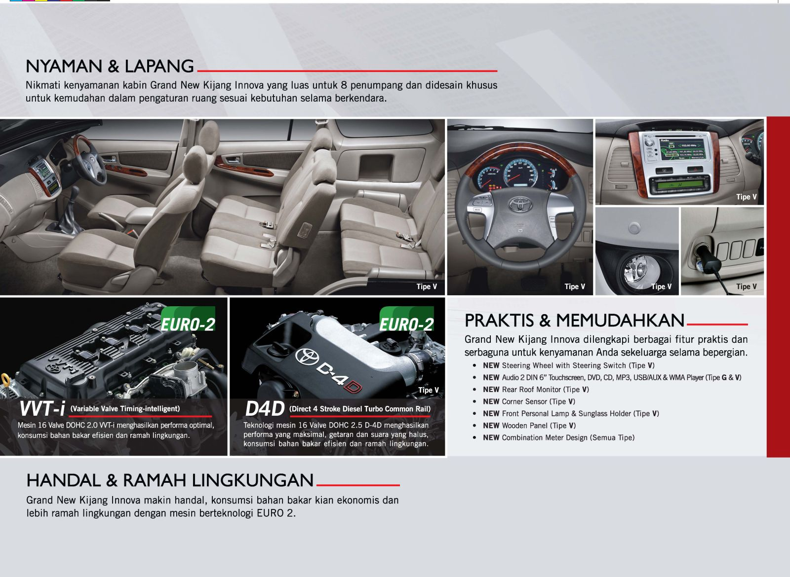 Tipe Dan Harga All New Kijang Innova Grand Veloz Facelift Brosur Pesta Diskon Toyota