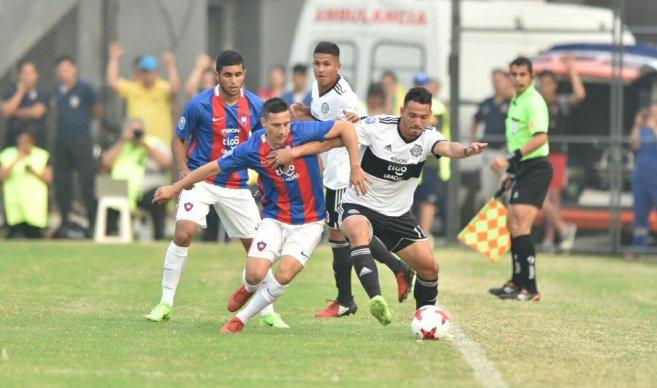 Cerro Porteño vs Olimpia 1-1 RESUMEN GOLES Torneo Clausura 2017 - Fecha 6