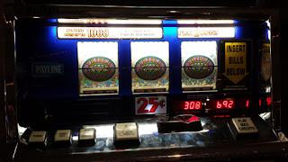 Εντοπίστηκε κατάστημα στην Κατερίνη που διενεργούνταν παράνομα τυχερά παίγνια
