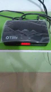 Tstv Sassy Decoder black