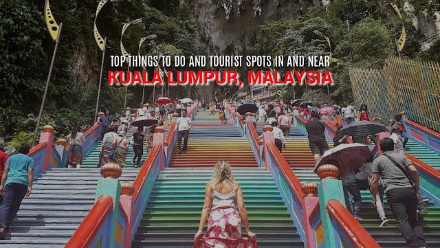 Kuala Lumpur Travel Guide Blog 2019 Malaysia Tourist Spots