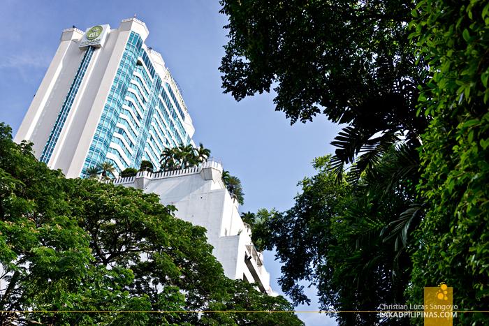 Windsor Suites Bangkok Sukhumvit Facade