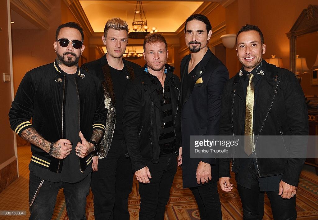 Backstreet Boys Vegas Tour