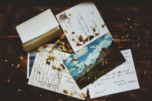 lettere antiche cartoline