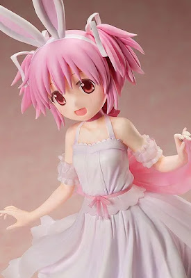 Figuras: Madoka Kaname: Rabbit Ears Ver. de Puella Magi Madoka Magica The Movie -Rebellion- - FREEing