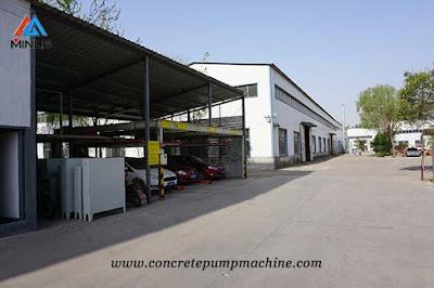 concrete pump manufacturer