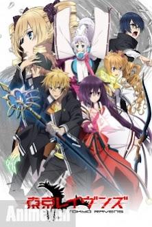 Tokyo Ravens -  2014 Poster