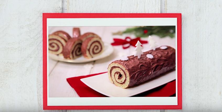 Canzone Nutella pubblicità con tronchetto di Natale - Musica spot Novembre 2016