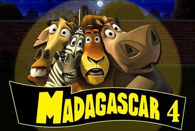 Madagascar 4 Filme
