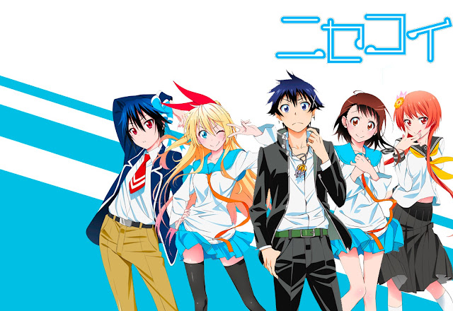 Download OST Opening Ending Anime Nisekoi Season 2 Full Version