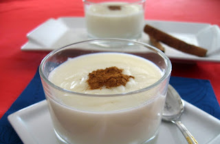 Turkish Milk Pudding (Muhallebi)
