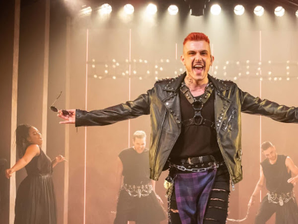 Mythic, Charing Cross Theatre | Review