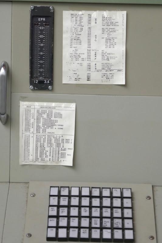First Man NASA console detail
