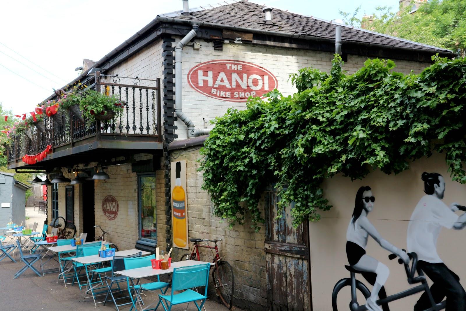 Hanoi Bike Club Glasgow