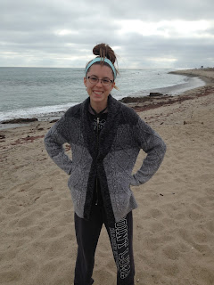casey the college celiac san onofre beach